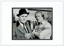 Minder Autograph Signed Photo - Cole & Waterman